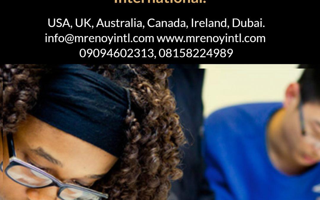 M-RENOY INTERNATIONAL